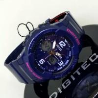 Jam Tangan Wanita Digitec DG 2111 Original. D-4cm. Doubletime