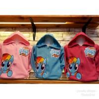 Jaket Anak Little Pony Rainbow