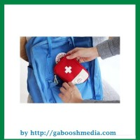 Tas First Aid Kit P3K Tas Tempat Obat Peralatan Organized P3K Mini