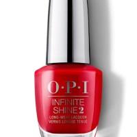OPI INFINITE SHINE NAIL POLISH: BIG RED APPLE