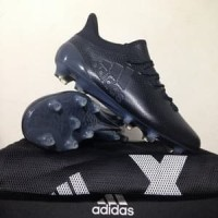 TERBARU!!!! Sepatu Bola Adidas X 17.1 FG Core Black Original