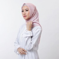 Jual Jilbab Voal Square Tsamara - Hijabenka Berkualitas