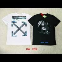 1b8df4527459 Kaos OFF WHITE premium original quality (unisex)