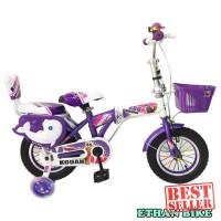 Ori - Sepeda Lipat Anak Kovan Original 12 Inch Model Terbaru - Khusus