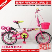 Ori - Sepeda Lipat Anak 16 Inch - Sepeda Anak Bmx 16 Inch Murah