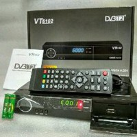 DVBT2 VT-6102 RECEIVER TV DIGITAL Limited