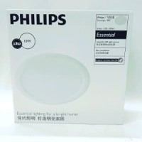 Philips Recessed Downlight 12 Watt 7 inch Eridani 175 Limited