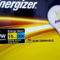 Lampu Led Edison - Filament 6.2 Watt Energizer E27 Limited