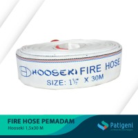 Fire Hydrant Fire Hose Selang Hydrant Indoor 1,5x30M Hooseki