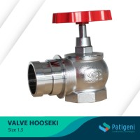 Fire Hydrant Valve Hooseki 1,5