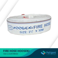 Fire Hydrant Fire Hose Selang Hydrant Outdoor 2,5x30M Hooseki