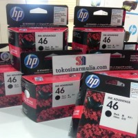 HP Ink 46 Black Original Advantage Cartridge