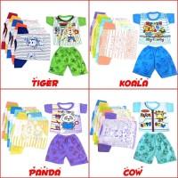 Baju Bayi / Setelan Baby Newborn / Pakaian Bayi Murah Lucu