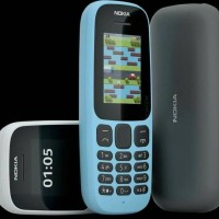 Terbaru New Hp Nokia 105 Dual Simcard Neo 2017 Baru Garansi Nokia -