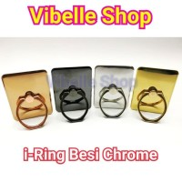 New Terbaru Ring Iring I Ring Stand Cincin Hp Samsung Iphone Xiaomi