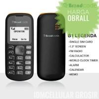 New Terbaru Hp Brandcode Model B1 Legenda - Brand Code B 1 Mirip Nokia