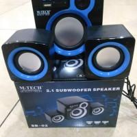 SPEAKER SUBWOOFER M-TECH/SPEAKER MULTIMEDIA/SPEAKER PC/SPEAKER LAPTOP
