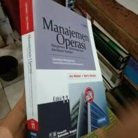 Bab 13 - Akhir manajemen operasi edisi 11 kar jay heizer