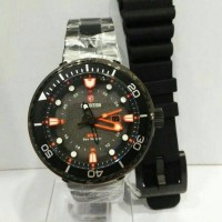 JAM TANGAN EXPEDITION 6727 PRIA SPORTY GMT FULL BLACK ORIGINAL
