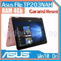 ASUS Laptop VivoBook Flip 12 TP203NAH Intel N3350 4GB 1TB 11,6