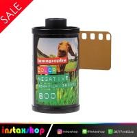 Roll Film Lomo Asa 800 Lomography CN 35mm