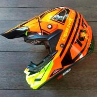 Harga helm kyt cross over super | antitipu.com