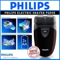 PHILIPS Electric Shaver [PQ206] Pencukur Elektrik - Garansi Resmi