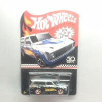 Hot Wheels 70 Chevy Blazer Zamac Mail In