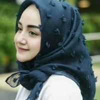 Hijab Pashmina Rubi Linen | Pashmina Ruby | Kerudung Pashmina Rubiah