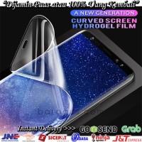 Hydrogel Film Screen Protector - Anti Gores - Samsung Galaxy A8 2018
