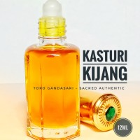 Bibit Minyak KASTURI KIJANG 12 ml KEVA Brute Musk parfum murni import