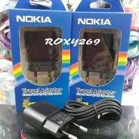 Charger Carger Hp Nokia Lumia Microsoft Android Original Cas Casan Ori