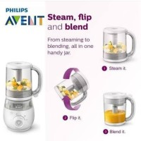 Philips Avent Steam and blender