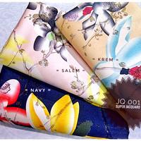 [JQ 001] Kain jacquard limited edition - Lebar 1.50 - harga per meter