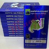 Baterai Hippo Samsung Galaxy J1 2350mAh / Battery Original