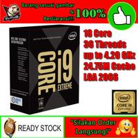 Processor Intel Core i9 7980XE 18 Core, up to 4.20 GHz, LGA 2066