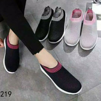 kets jm01 sepatu slip on selop sneakers casual loafers wanita 65e89bcc74