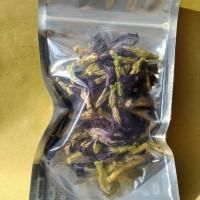Bunga Telang Tumpuk 5 gr