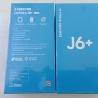 Hp Samsung J6 Plus Ram 3Gb Memory 32Gb Garansi Resmi SEIN Indonesia