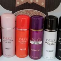 Harga perawatan dan kecantikan parfum inuoi body spray 168ml   antitipu.com