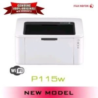 printer laserjet wireless fuji xerox p115w print leser Oke