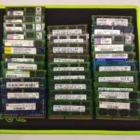 Ram DDR3 4GB LAPTOP BEKAS / SEKEN