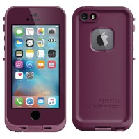 LIFEPROOF FRE CASE FOR IPHONE 5/5S/SE - CRUSHED PURPLE ORIGINAL