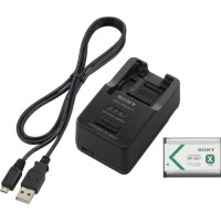Sony Battery and Charger Kit with NP-BX1 Battery ACC-TRBX