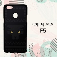 Casing OPPO F5 Custom Hardcase HP Black Panther Wallpaper L0598