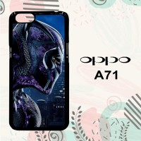 Casing OPPO A71 Custom Hardcase HP Black Panther Marvel 2 L0595