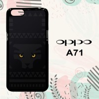 Casing OPPO A71 Custom Hardcase HP Black Panther Wallpaper L0598