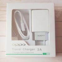 New Charger Oppo F3 Ori Cas Carger hp F1 A37 A39 Selfie Dual R9 Mirr