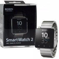 SONY Smartwatch 2 - steel metal