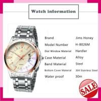 JIMS HONEY JH JAM TANGAN PRIA KODE 8026/ WATCH MALE / LAKI-LAKI /